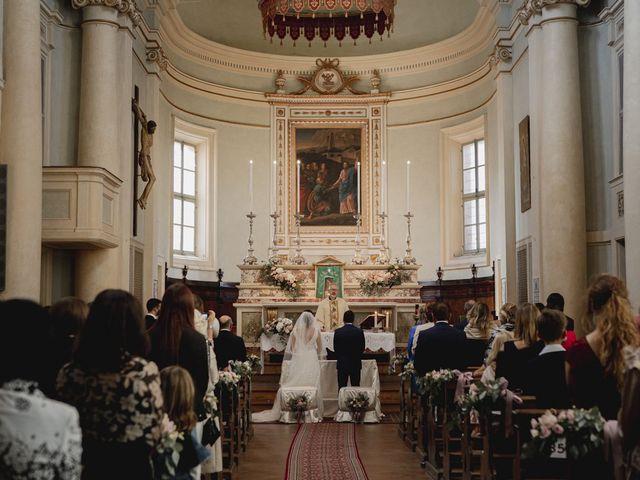Il matrimonio di Manuele e Francesca a Bibbiano, Reggio Emilia 32
