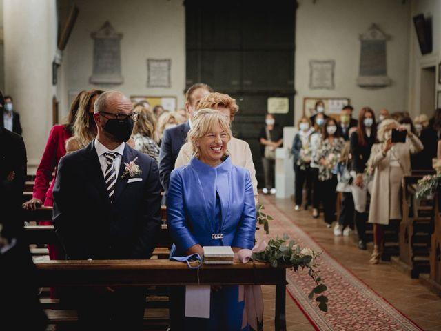 Il matrimonio di Manuele e Francesca a Bibbiano, Reggio Emilia 35