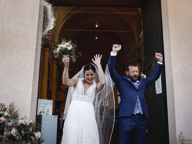 Il matrimonio di Manuele e Francesca a Bibbiano, Reggio Emilia 37