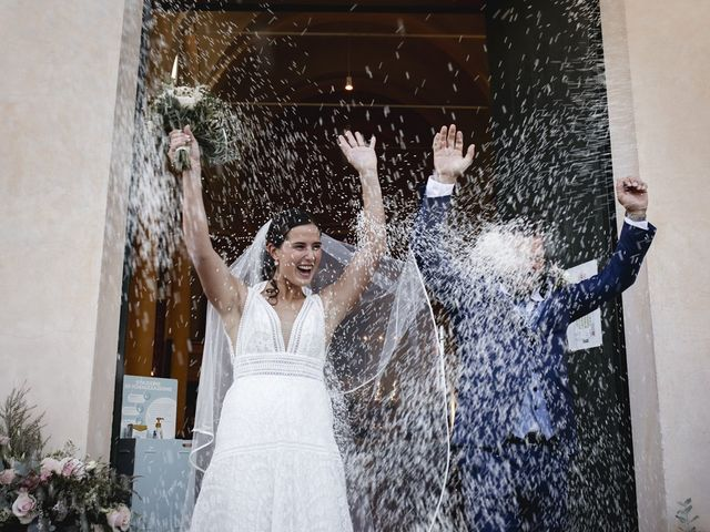 Il matrimonio di Manuele e Francesca a Bibbiano, Reggio Emilia 38