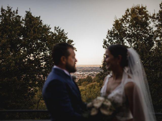 Il matrimonio di Manuele e Francesca a Bibbiano, Reggio Emilia 41