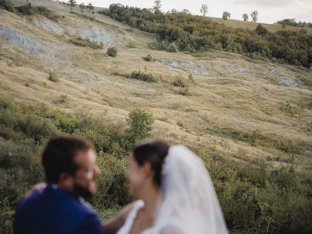 Il matrimonio di Manuele e Francesca a Bibbiano, Reggio Emilia 47