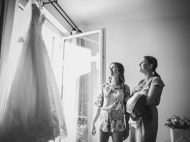 Il matrimonio di Joel e Valentina a Gravedona, Como 8