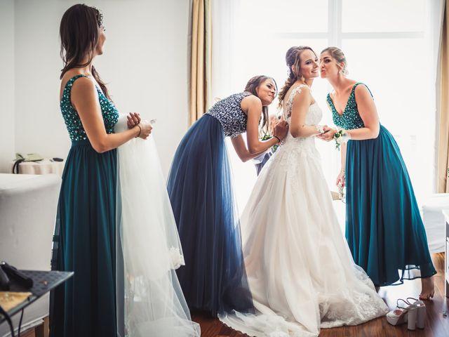 Il matrimonio di Joel e Valentina a Gravedona, Como 9