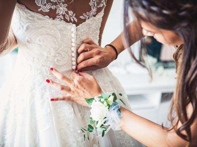 Il matrimonio di Joel e Valentina a Gravedona, Como 10
