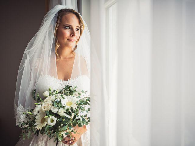 Il matrimonio di Joel e Valentina a Gravedona, Como 15