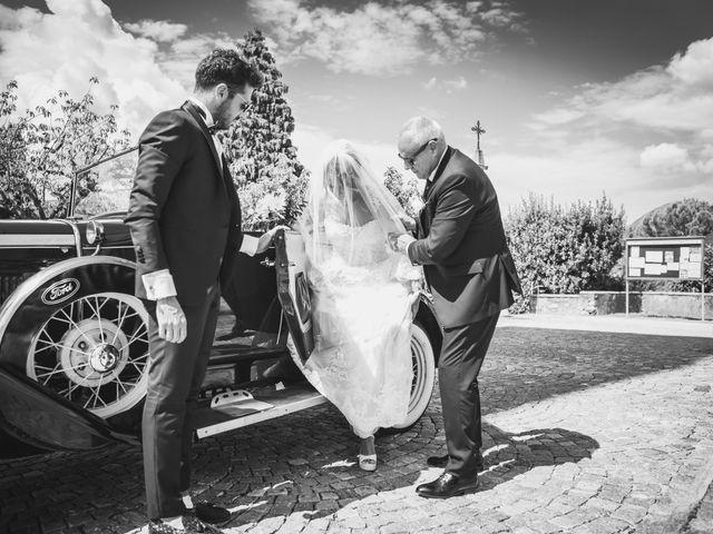 Il matrimonio di Joel e Valentina a Gravedona, Como 34
