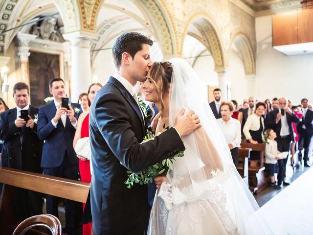 Il matrimonio di Joel e Valentina a Gravedona, Como 35