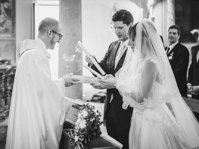 Il matrimonio di Joel e Valentina a Gravedona, Como 37