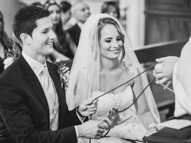 Il matrimonio di Joel e Valentina a Gravedona, Como 40