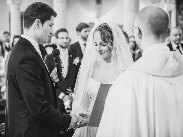 Il matrimonio di Joel e Valentina a Gravedona, Como 42