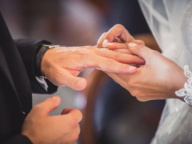 Il matrimonio di Joel e Valentina a Gravedona, Como 43