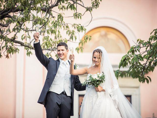 Il matrimonio di Joel e Valentina a Gravedona, Como 47