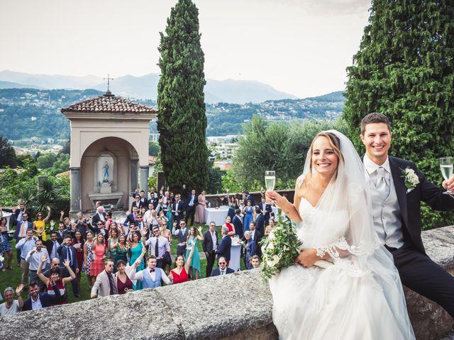 Il matrimonio di Joel e Valentina a Gravedona, Como 48