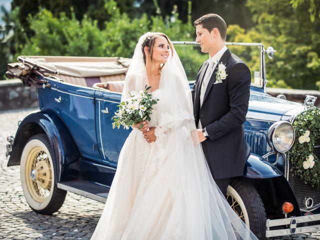 Il matrimonio di Joel e Valentina a Gravedona, Como 49