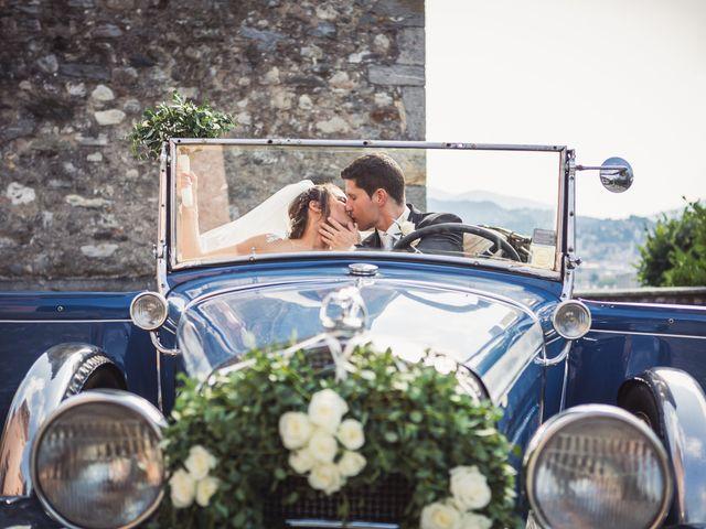 Il matrimonio di Joel e Valentina a Gravedona, Como 51