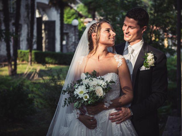 Il matrimonio di Joel e Valentina a Gravedona, Como 53