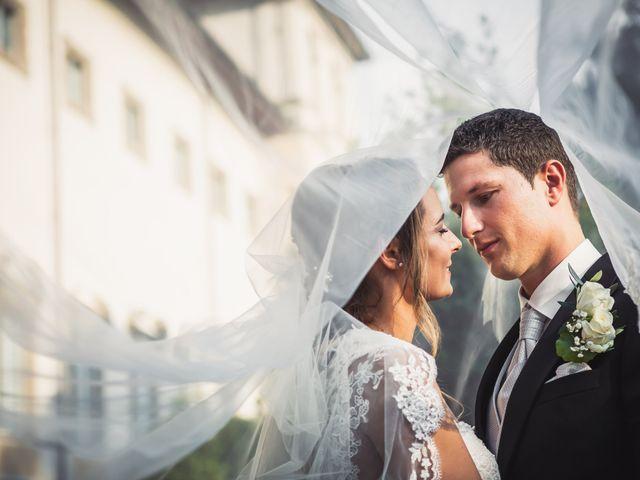 Il matrimonio di Joel e Valentina a Gravedona, Como 55