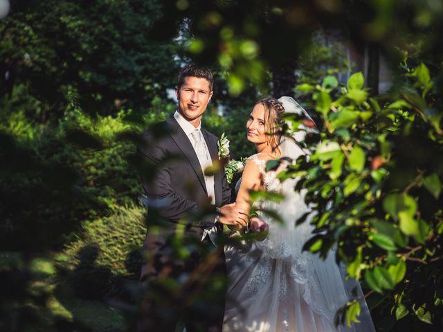 Il matrimonio di Joel e Valentina a Gravedona, Como 57