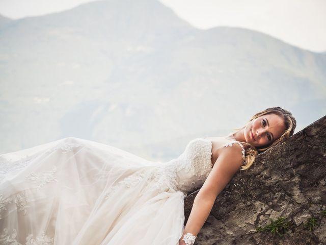 Il matrimonio di Joel e Valentina a Gravedona, Como 60