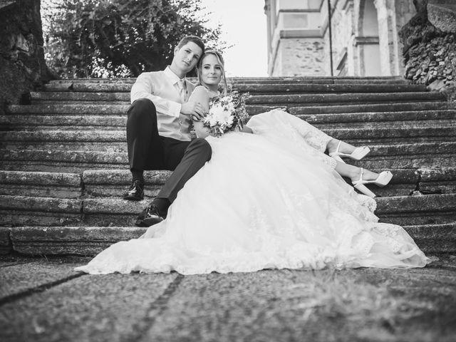 Il matrimonio di Joel e Valentina a Gravedona, Como 61
