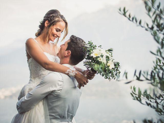 Il matrimonio di Joel e Valentina a Gravedona, Como 63