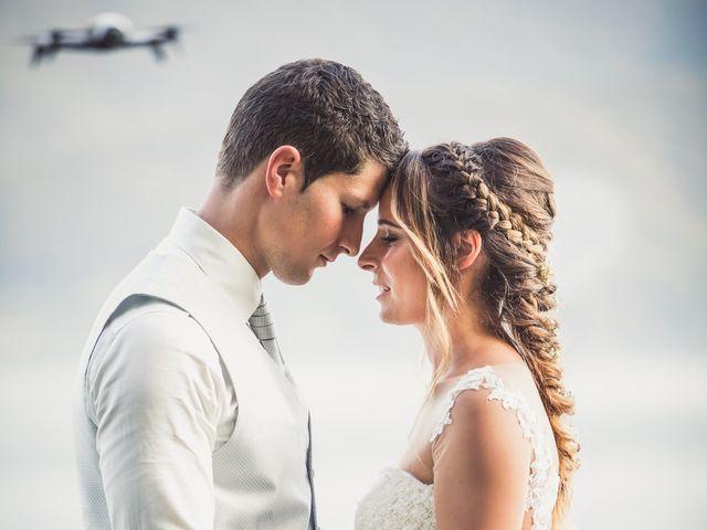 Il matrimonio di Joel e Valentina a Gravedona, Como 1