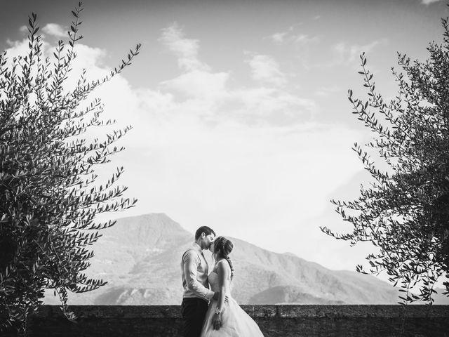Il matrimonio di Joel e Valentina a Gravedona, Como 65