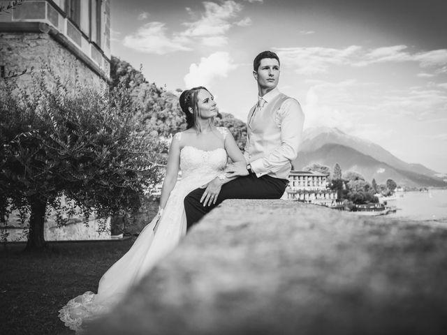 Il matrimonio di Joel e Valentina a Gravedona, Como 66