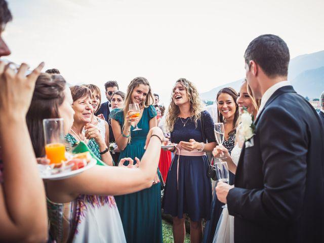 Il matrimonio di Joel e Valentina a Gravedona, Como 70