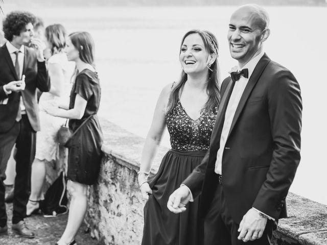 Il matrimonio di Joel e Valentina a Gravedona, Como 71