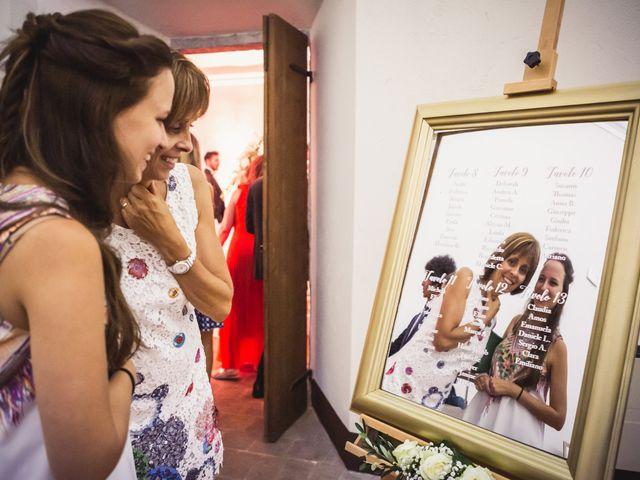 Il matrimonio di Joel e Valentina a Gravedona, Como 74