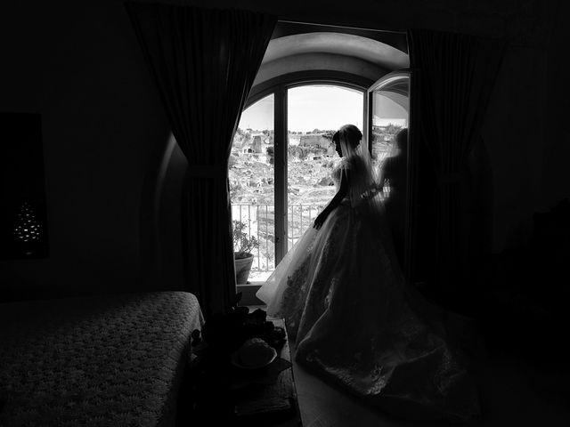 Il matrimonio di Giovanni e Mary a Matera, Matera 4