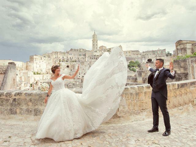 Il matrimonio di Giovanni e Mary a Matera, Matera 18