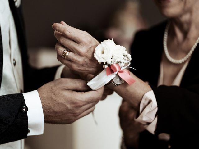 Il matrimonio di Simone e Marta a Campodarsego, Padova 23