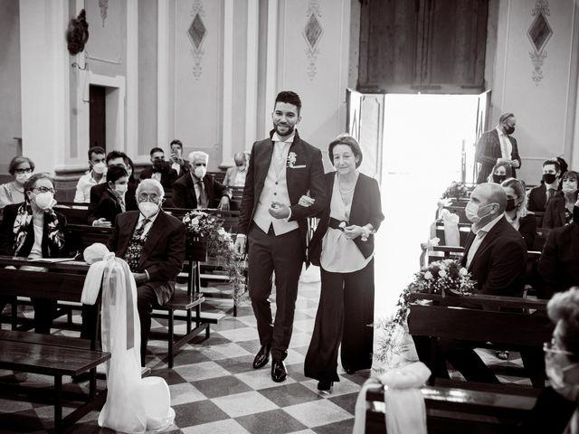 Il matrimonio di Simone e Marta a Campodarsego, Padova 61