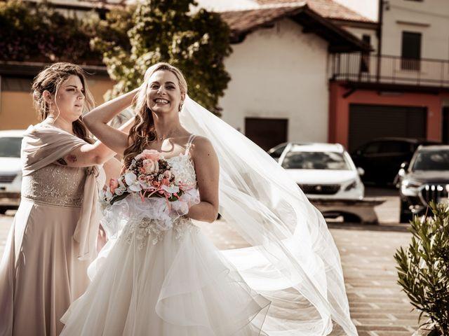 Il matrimonio di Simone e Marta a Campodarsego, Padova 69