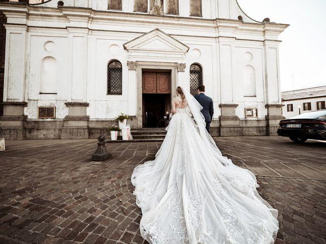 Il matrimonio di Simone e Marta a Campodarsego, Padova 70