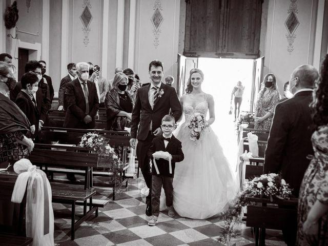 Il matrimonio di Simone e Marta a Campodarsego, Padova 72
