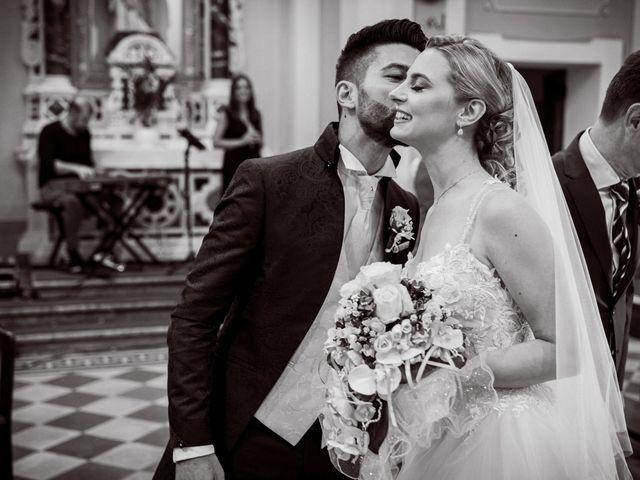 Il matrimonio di Simone e Marta a Campodarsego, Padova 74