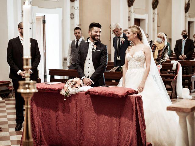 Il matrimonio di Simone e Marta a Campodarsego, Padova 75