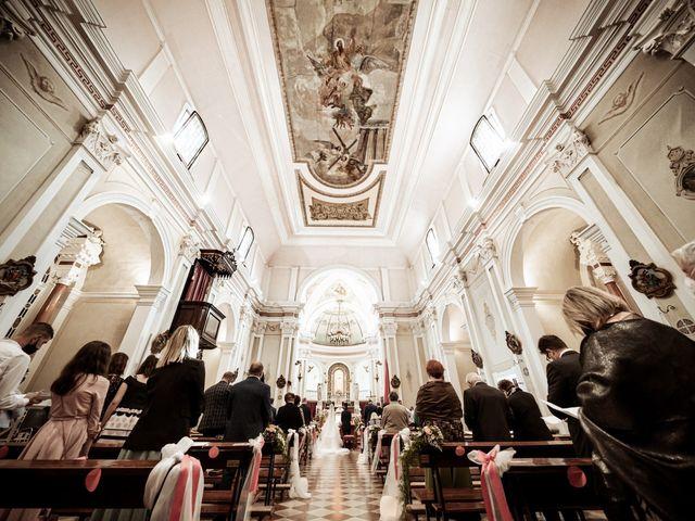 Il matrimonio di Simone e Marta a Campodarsego, Padova 76