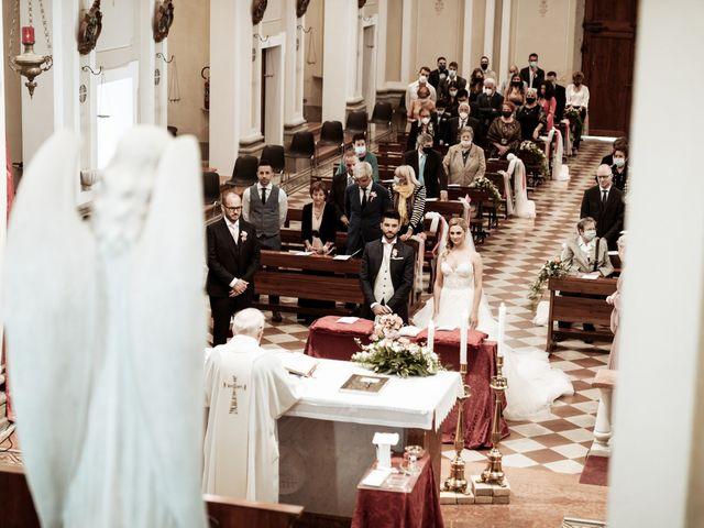 Il matrimonio di Simone e Marta a Campodarsego, Padova 77