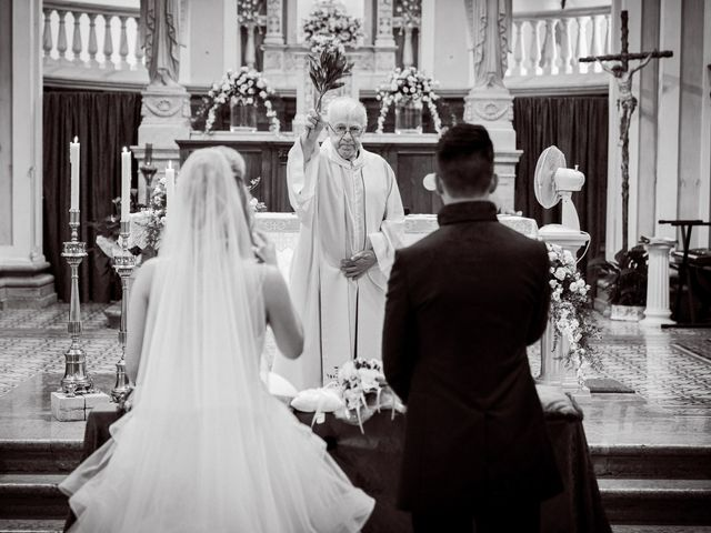 Il matrimonio di Simone e Marta a Campodarsego, Padova 79