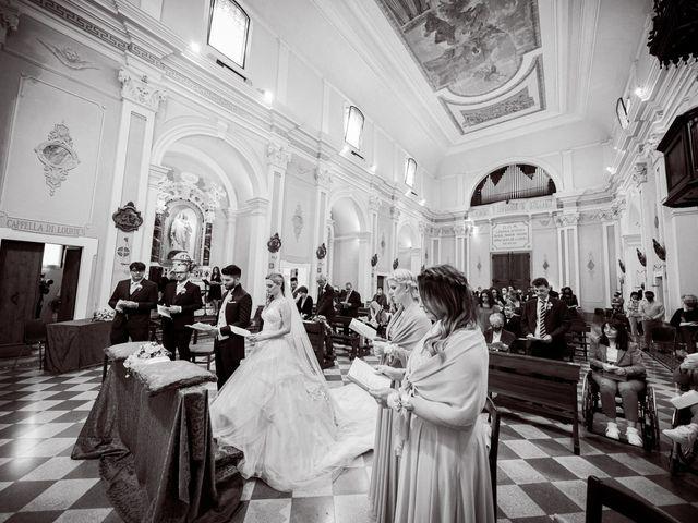 Il matrimonio di Simone e Marta a Campodarsego, Padova 80