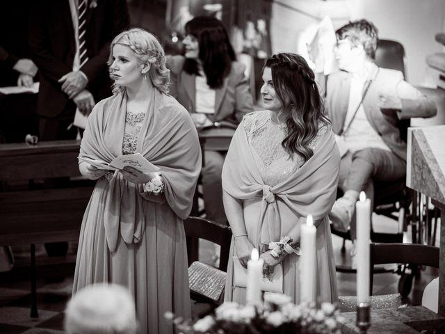 Il matrimonio di Simone e Marta a Campodarsego, Padova 81