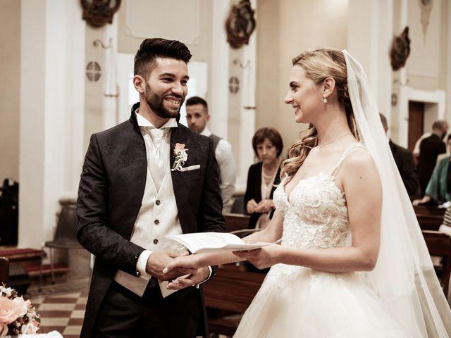 Il matrimonio di Simone e Marta a Campodarsego, Padova 83
