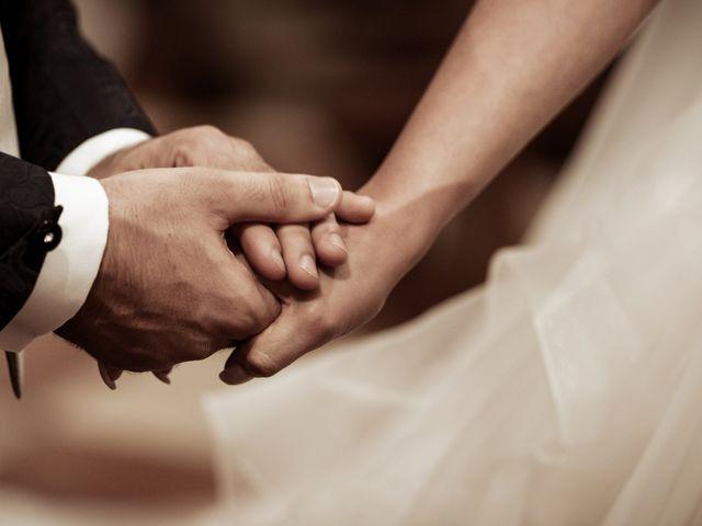 Il matrimonio di Simone e Marta a Campodarsego, Padova 84