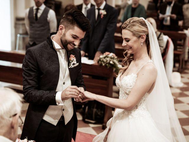 Il matrimonio di Simone e Marta a Campodarsego, Padova 85