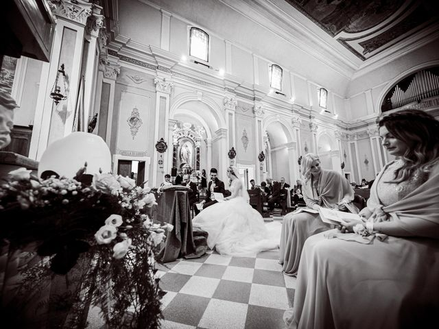 Il matrimonio di Simone e Marta a Campodarsego, Padova 89